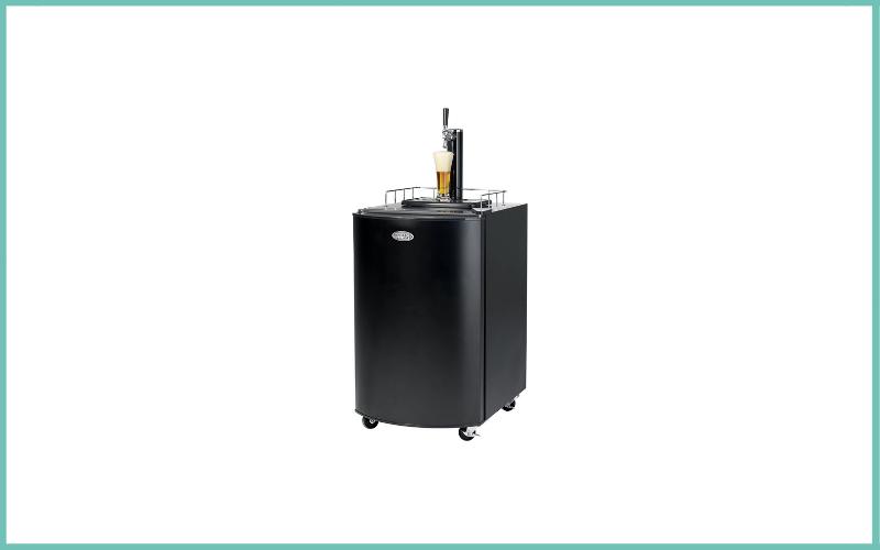 Nostalgia KRS2100 5.1 Cu Ft Full Size Kegerator Draft Beer Dispenser Review