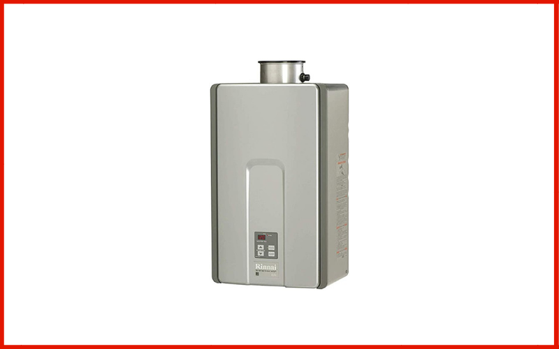Rinnai RL94IP Tankless Water Heater Indoor Installation Propane-9.4 GPM Review