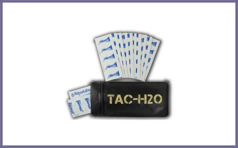 TAC-H2O Refill 100 Tabs Review