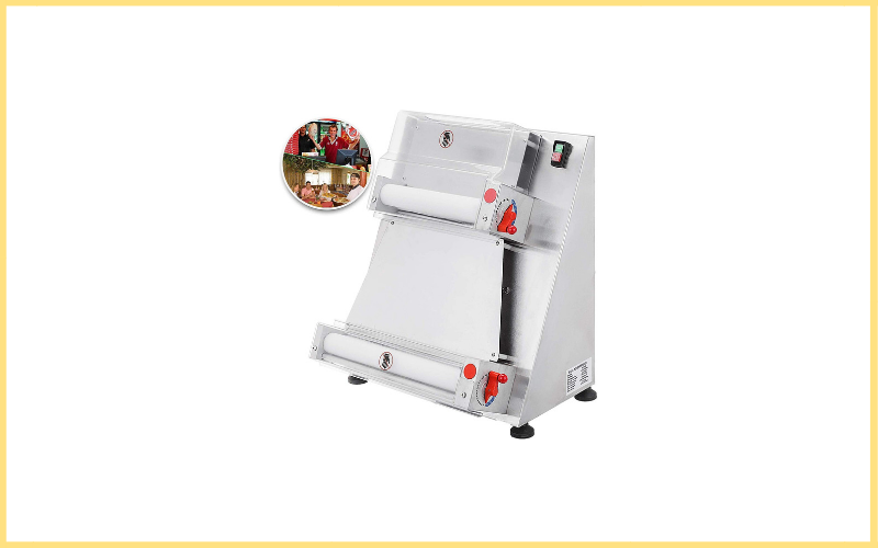 Pastaline Dough Fondant Sheeter Review