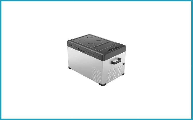 Ansten Portable Refrigerator Freezer 32 Quart Review