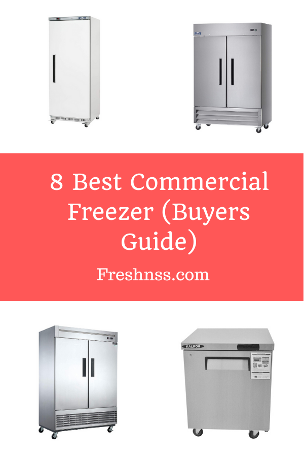 Best Commercial Freezer Reviews