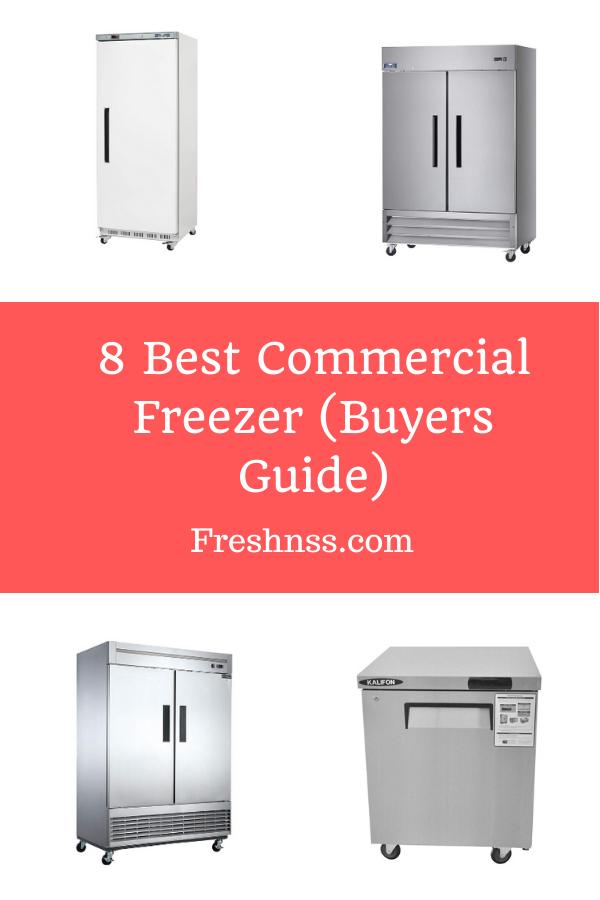 Best Commercial Freezer Reviews