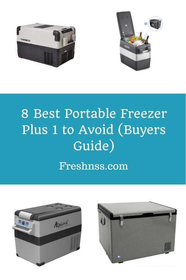 Best Portable Freezer Reviews