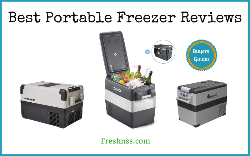 Best Portable Freezer Reviews (2020 Buyers Guide)
