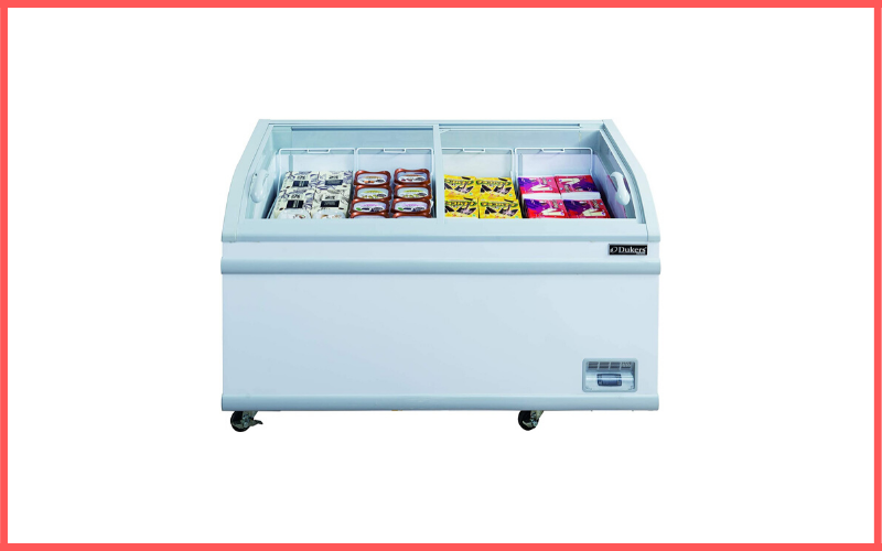 Dukers WD-500Y 17.6 Cu Ft Commercial Chest Freezer Review