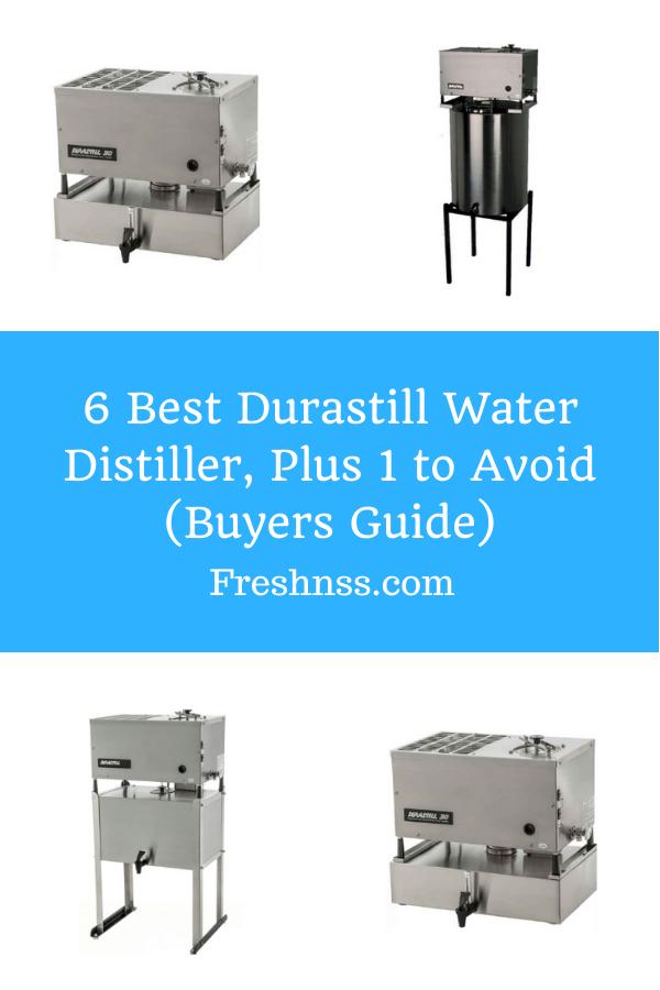 Durastill Water Distiller Review