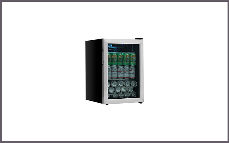EdgeStar BWC91SS 17 Inch Wide 80 Can Capacity Extreme Cool Beverage Center Review
