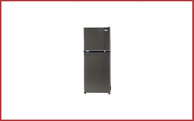 Equator-Ascoli 10.5 cu.ft.Top Freezer Refrigerator Stainless Review