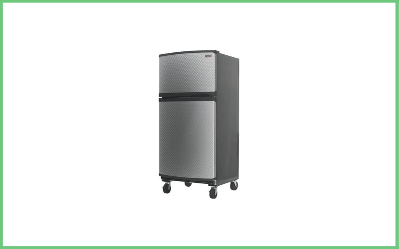Gladiator GarageWorks GAFZ21XXRK Freezerator Convertible Refrigerator Freezer Review