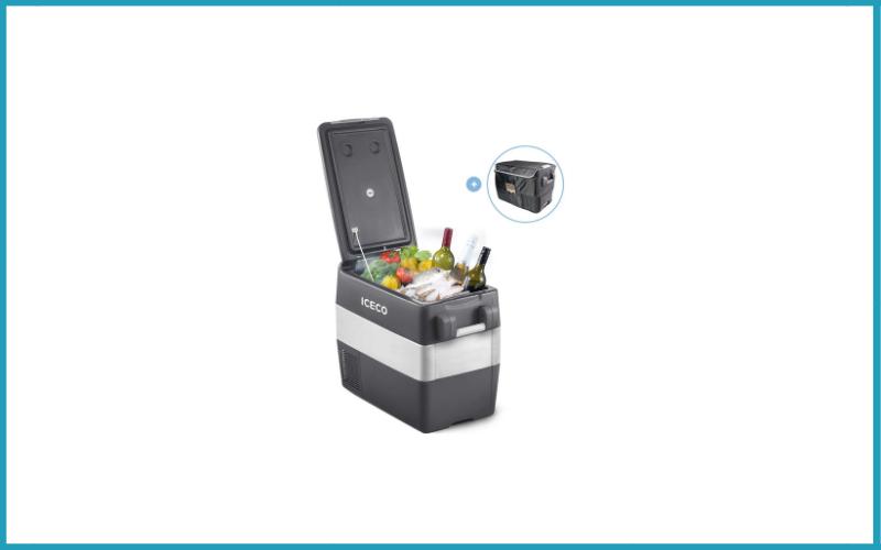 ICECO JP50 Portable Refrigerator Fridge Freezer Review