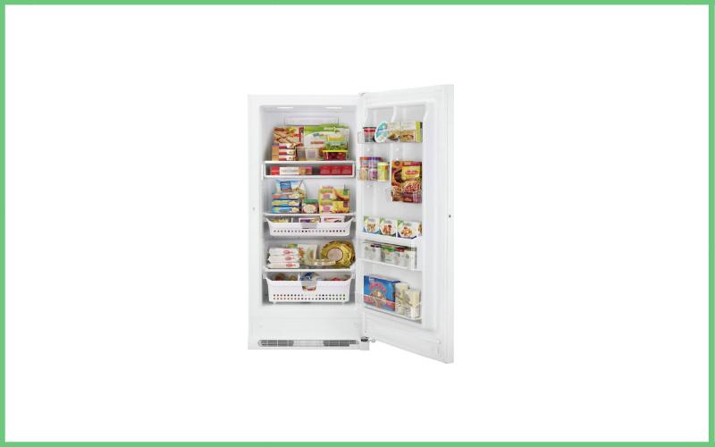 Kenmore Elite 27002 Upright Freezer Review