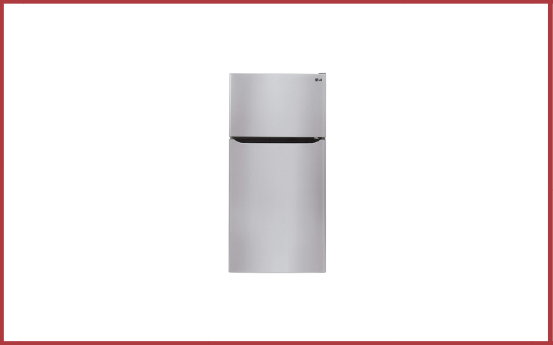 LG 33-inch Top-Freezer Refrigerator Stainless Steel Review