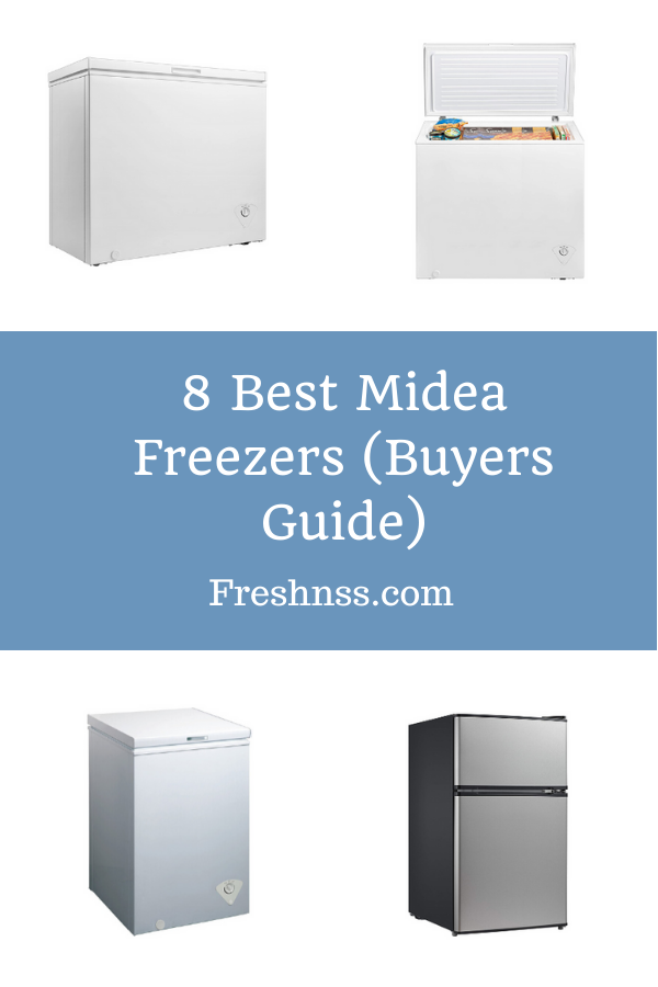 Midea Freezer Reviews