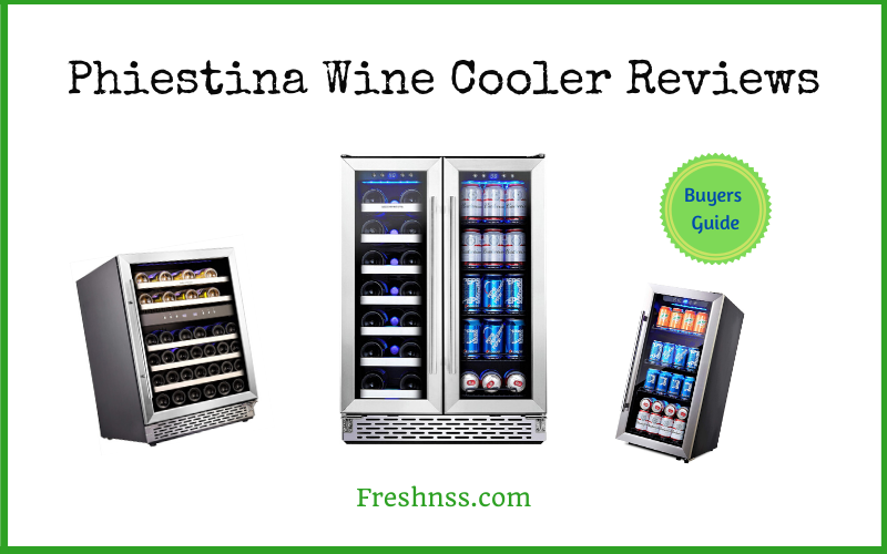 Phiestina Wine Cooler Reviews (2020 Buyers Guide)