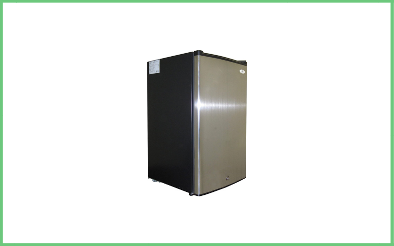 SPT UF-304SS Upright Freezer Stainless Steel Review