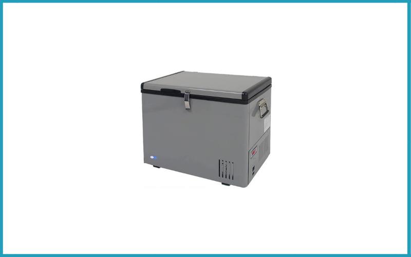 Whynter FM-45G 45 Quart Portable Refrigerator AC 110V / DC 12V True Freezer Review