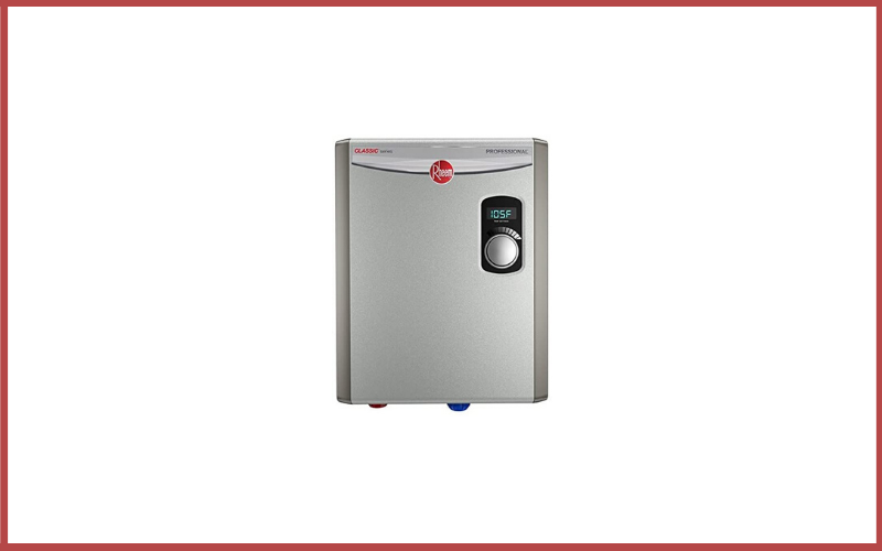 Rheem 240V 2 Heating Chambers RTEX-18 Residential Tankless Water Heater Review
