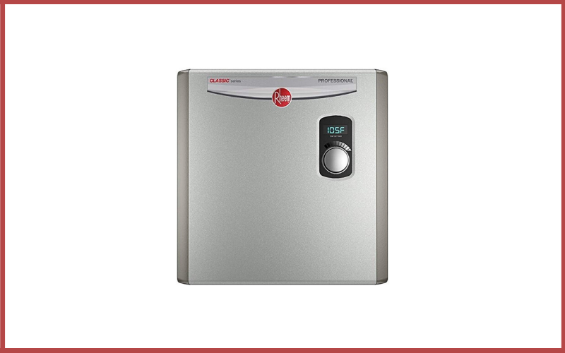 Rheem 240V 3 Heating Chambers RTEX-24 Residential Tankless Water Heater Review