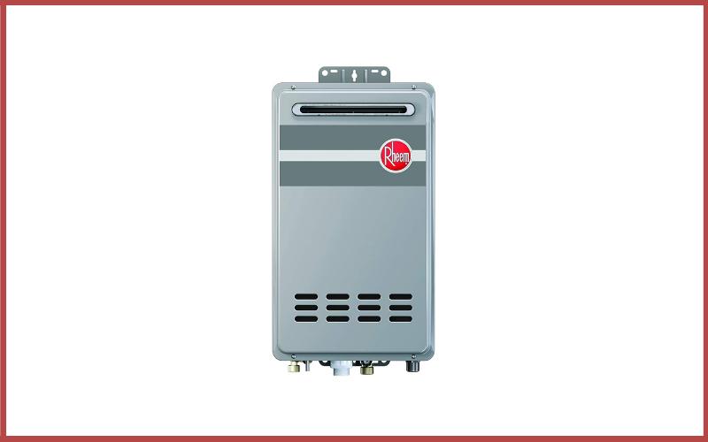 Rheem RTG-84XLN-1 Tankless Water Heater Review