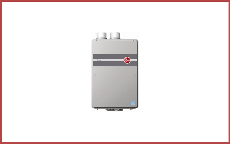 Rheem RTGH-95DVLN 9.5 GPM Indoor Direct Vent Tankless Natural Gas Water Heater Review