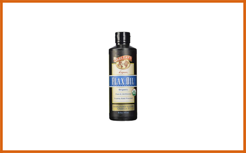 Barleans Organic Lignan Flax Oil Review