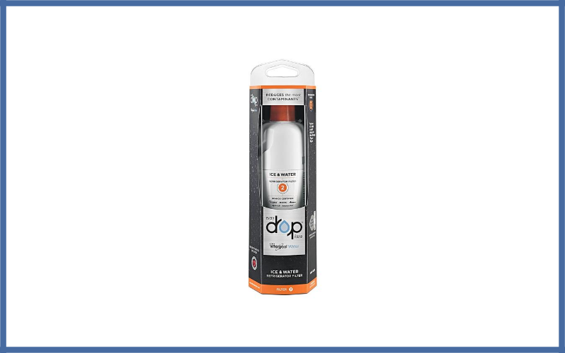 EveryDrop by Whirlpool Refrigerator Water Filter Review