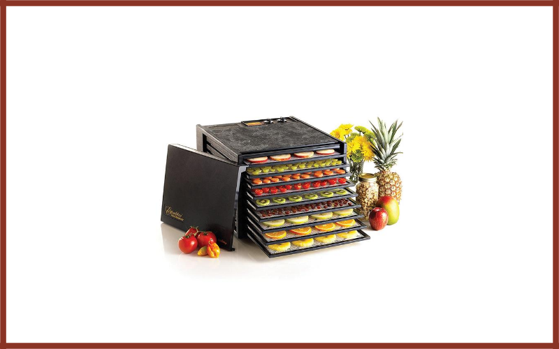 Excalibur 3926TB 9-Tray Electric Food Dehydrator Review