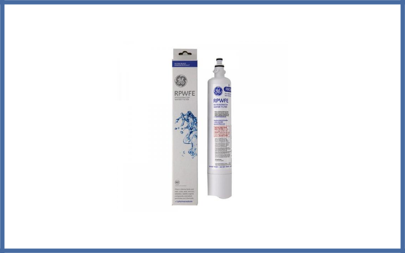 General Electric RPWFE Refrigerator Water Filter Review