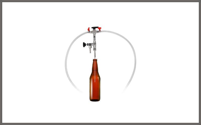 OneBorn Counter Pressure Bottle Filler Review