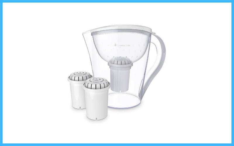 pH RESTORE Alkaline Water Pitcher Filter ReviewpH RESTORE Alkaline Water Pitcher Filter Review