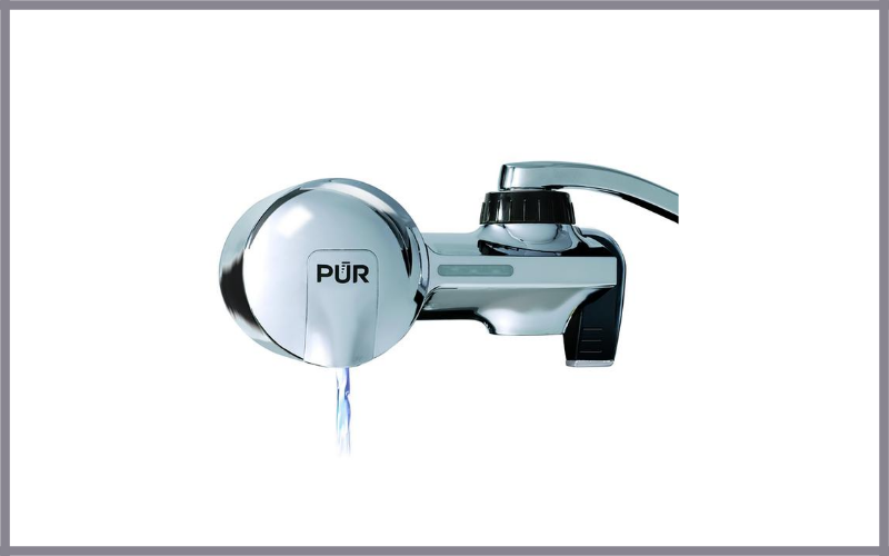 PUR PFM400H Faucet Mount Filter Review