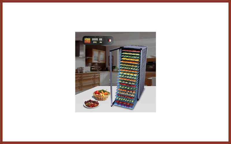 Smith & Oliver Professional Series Digital Food Dehydrator Review