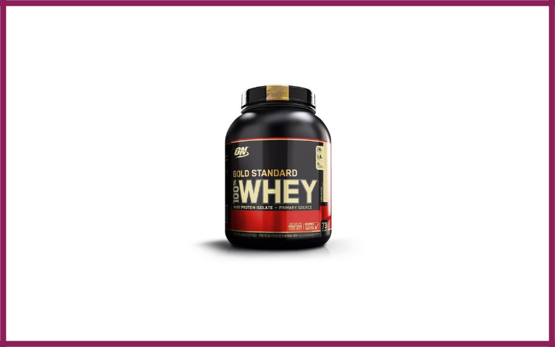 Optimum Nutrition Gold Standard 100 Whey Protein Powder Review