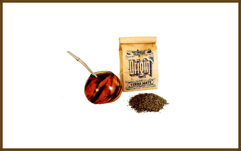 Argentina Gourd Bombilla And Traditional Yerba Mate Tea Value Set By Healthy Dynamics Solutions Review