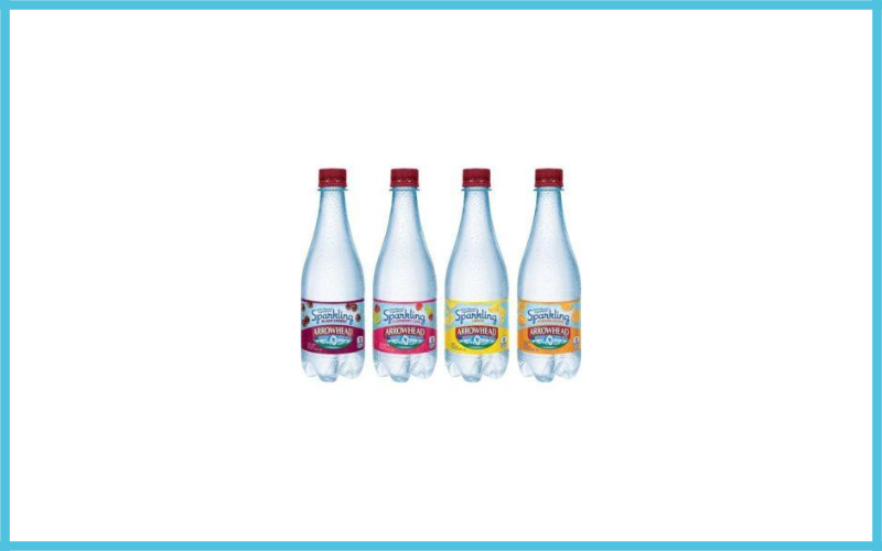 Arrowhead Sparkling Water Review