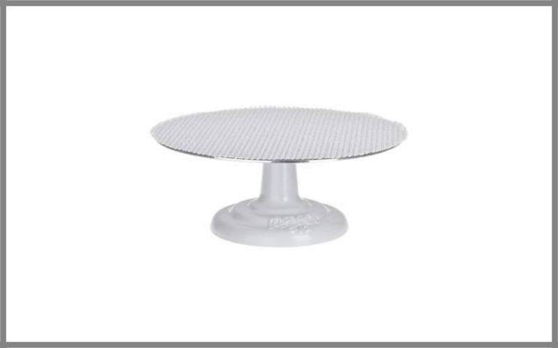 "Ateco 608 Revolving Cake Decorating Stand 11"" Round Review"