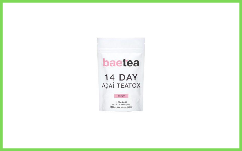 Baetea 14 Day Acai Teatox Review