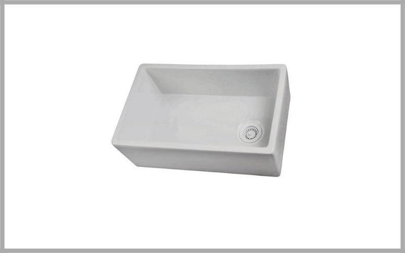 Barclay Fs30 30 Inch Fire Clay Farmer Sink Review