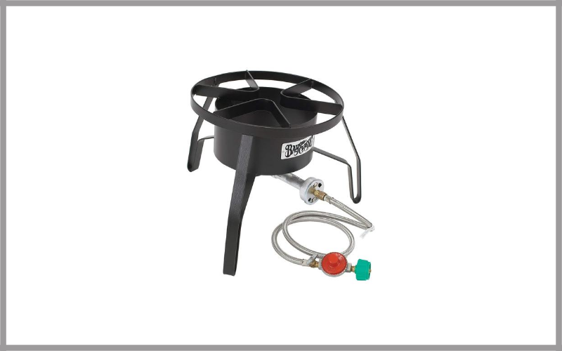 Bayou Classic Sp10 High Pressure Outdoor Gas Cooker Review