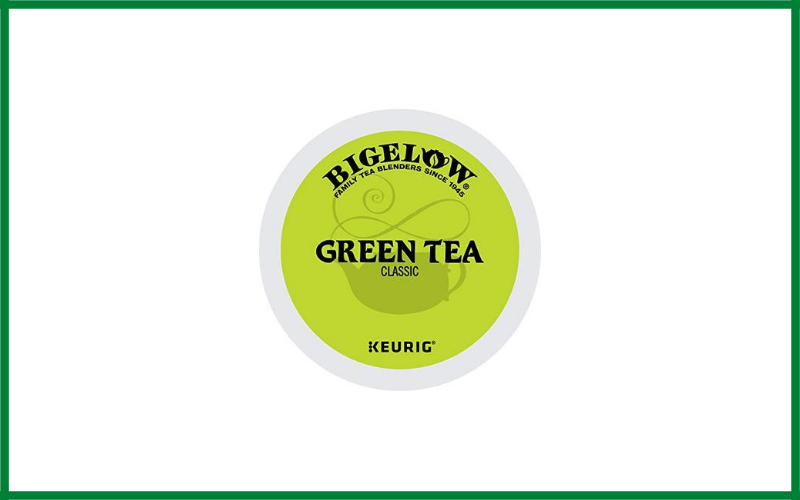 Bigelow Green Tea Keurig K Cups Review