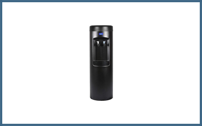 Black Bottleless Direct Water Purification Cooler Dispenser With 1,500 Gallon Capacity Water Filtration System Review