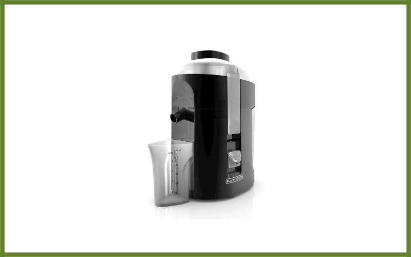 Black+decker 400 Watt Fruit And Vegetable Juice Extractor Review