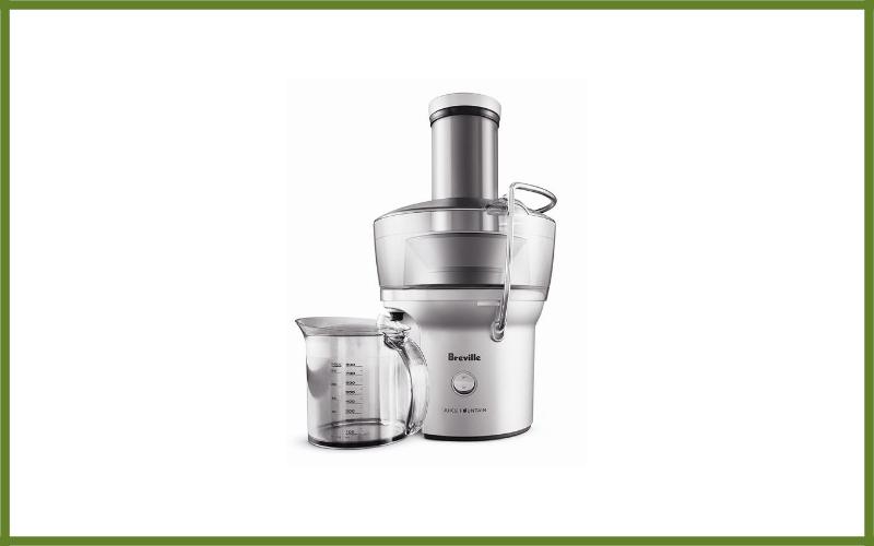 Breville Bje200xl Compact Juice Fountain 700 Watt Juice Extractor Review
