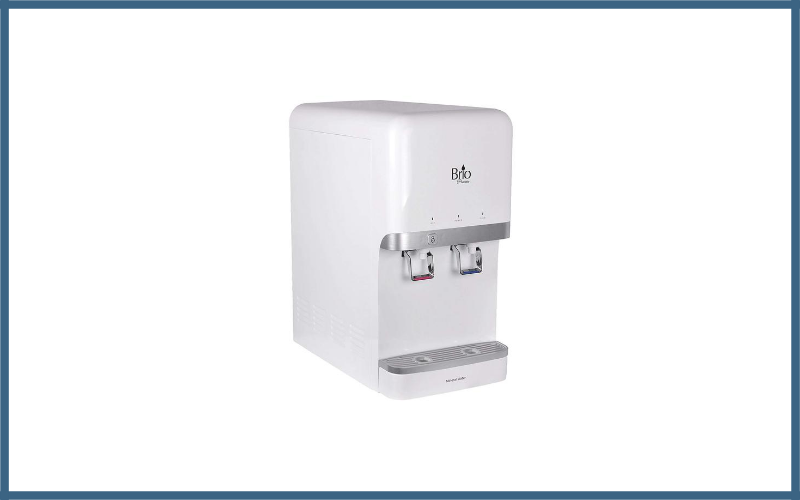 Brio And Magic Mountain Water Products Present The Brio Clw3000u Countertop Bottleless Water Dispenser Only Review
