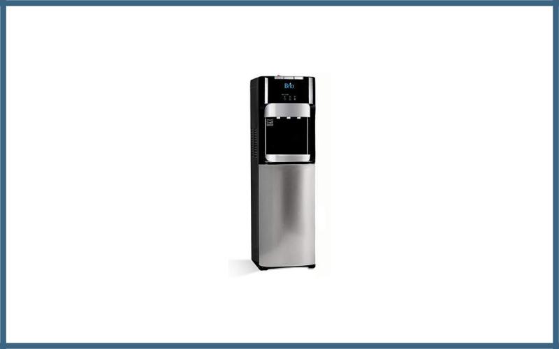 Brio Commercial Grade Bottleless Ultra Safe Reverse Osmosis Drinking Water Filter Cooler Dispenser Review