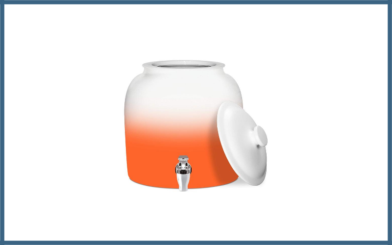 Brio Gradient Porcelain Ceramic Water Dispenser Review