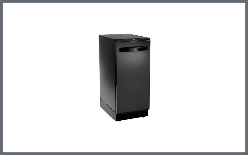 Broan 15blexf 15 220v Elite Black Door Trash Compactor Review