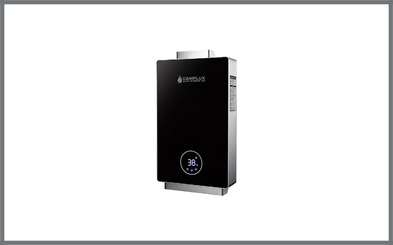 Camplux 12l Gas Tankless Water Heater Review