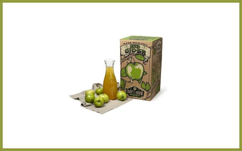 Craft A Brew Bk Cid Brewing Hard Cider Kit Review